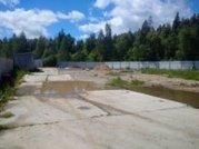 Промназначение , отдельный заезд с Минского шоссе, Промышленные земли в Голицыно, ID объекта - 201521800 - Фото 1