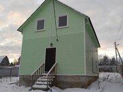 Купить дом из бруса в Дмитровском районе с. Белый Раст, ул. Чехова - Фото 1