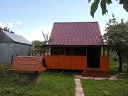 Брусовой теплый дом. СНТ Березка-1, Климовск, Подольск - Фото 3