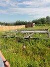 Участок в п. Дзержинск, Иркутский район -свет, вода, фундамент, баня - Фото 2