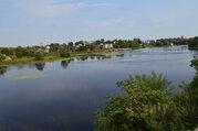 Коттедж на реке с собственным причалом - Фото 1