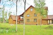 Дом в поселке Бутынь в 35 км от МКАД по Минскому шоссе - Фото 1