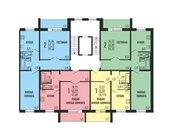 Квартира, ул. Александра Шмакова, д.19, Продажа квартир в Челябинске, ID объекта - 331963929 - Фото 2