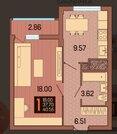 Продажа квартиры, Светлогорск, Светлогорский район, Майский проезд - Фото 1