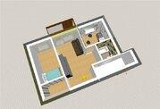 Бульвар Гагарина 95, Купить квартиру в Перми по недорогой цене, ID объекта - 322360401 - Фото 2