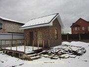 Дом, Ленинградское ш, 20 км от МКАД, Владычино д. (Солнечногорский . - Фото 1