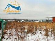 Участок 12 соток в деревне Михайловка Калужской области Жуковском райо