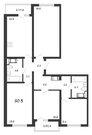 Продажа 4-комнатной квартиры, 93 м2