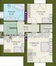 Новый коттедж в п.Шапки на уч.20 соток ИЖС, Тосно +16 км, - Фото 4