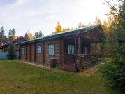 Коттедж под ключ в кп Лесная радуга, 95м2, 10 соток, Киевское ш. - Фото 3