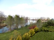 Земельный участок 25 соток, тзр, п.Латошинка, свой выход на пруд - Фото 2