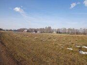 Земельный участок 25 соток в д. В Красино Ясногорского района Тульской .