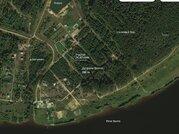 Большой участок рядом с рекой Волга