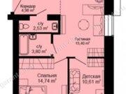 Продажа трехкомнатной квартиры в новостройке на улице Ленина, 149 в ., Купить квартиру в Кирове по недорогой цене, ID объекта - 319841122 - Фото 2