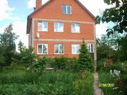 Продается капитальный дом с участком 15 соток в гор.Жукове - Фото 1