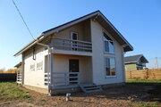 """ДНТ """"Сокол"""" Красивый новый дом с отличной верандой. 89 км от"""