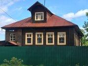 Продается крепкий дом из соснового сруба в 10 мин. ходьбы от р. Волга - Фото 4