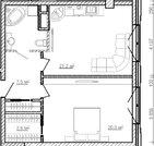 ЖК Сады Пекина - видовой апартамент, 61 кв.м, 12/13 этаж - Фото 5