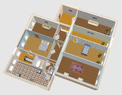 Продажа 7-ми комнатной квартиры на Каменноостровском пр.59 - Фото 5