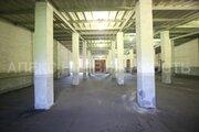 Аренда помещения пл. 2560 м2 под склад, производство, , офис и склад .