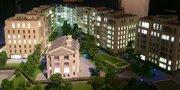 """ЖК """"Полянка,44""""-элитный комплекс квартир, 128 кв.м, 3 спальни, 3 этаж"""