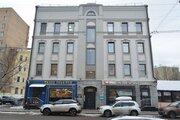 Сдается офис площадью 82,1 кв.м м.Белорусская - Фото 1