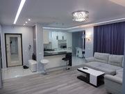 Квартира 75,9 кв.м. с дизайнерским ремонтом в ЖК Альпийский.