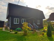 Зимний дом в 60 км от МКАД Киржачский район - Фото 1