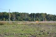 Продам участок 10 соток в кп Рамецкое, 68 км от спб, 50 км от Колпино - Фото 1