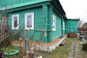 Продается 1/2 часть бревенчатого дома в г. Струнино, ул. Достоевского