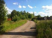 18 соток в деревне на берегу реки, Полуэктово, Рузский район - Фото 4