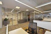 Продажа офиса пл. 296 м2 м. Технопарк в бизнес-центре класса В