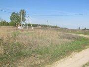 16 сот под ИЖС в д.Василёво - 90 км Щёлковское шоссе - Фото 3