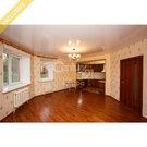 Продается отличная 2=х комнатная квартира на ул. Калинина, д. 61, Купить квартиру в Петрозаводске по недорогой цене, ID объекта - 322444409 - Фото 1