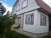 Кирпичный дом с газовым отоплением