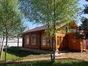 Жилой дом 80кв.м. д.Любаново - Фото 1