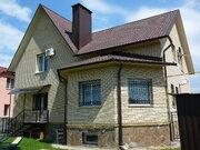 Роскошное домовладение в Волжском районе, п.Зональный - Фото 1