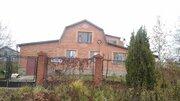 Дом, дер. Сычево, Коломенский район - Фото 1