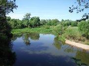 Продается участок 30 соток на берегу реки Нара, Наро-Фоминский район - Фото 1