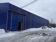 Сдается Складское (Производственное) помещение, Аренда склада в Климовске, ID объекта - 900176791 - Фото 1