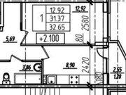 Продажа однокомнатной квартиры на Центральной улице, 1 в Сертолово