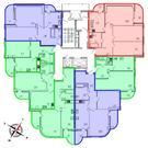 5 438 825 Руб., Продажа трехкомнатная квартира 90.4м2 в ЖК Рощинский дом 9, Купить квартиру в Екатеринбурге по недорогой цене, ID объекта - 315127823 - Фото 2