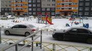 2 ком. на Солнечной Поляне, Купить квартиру в Барнауле по недорогой цене, ID объекта - 325363310 - Фото 12