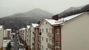 Квартира в Красной Поляне с видом на Горки Город