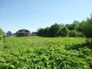 Продается участок 30 соток на берегу реки Нара, Наро-Фоминский район - Фото 3