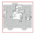 Пентхаусный этаж в 7 секции со своей кровлей, Купить пентхаус в Москве в базе элитного жилья, ID объекта - 317959547 - Фото 35
