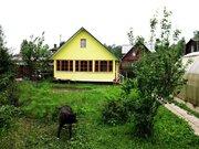 Дом 135 кв.м. для постоянного проживания 10 соток. 45 км. МКАД, Продажа домов и коттеджей в Кубинке, ID объекта - 501531032 - Фото 24
