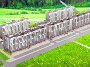 Продажа однокомнатная квартира 48.86м2 в ЖК Кольцовский дворик дом 4. . - Фото 3