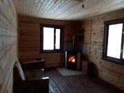 Продам зимний дом 80 кв.м, 13 сот, озера Врево в 500 метрах - Фото 4