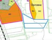 Продам два смежных участка промназначения в поселке Орловка - Фото 1